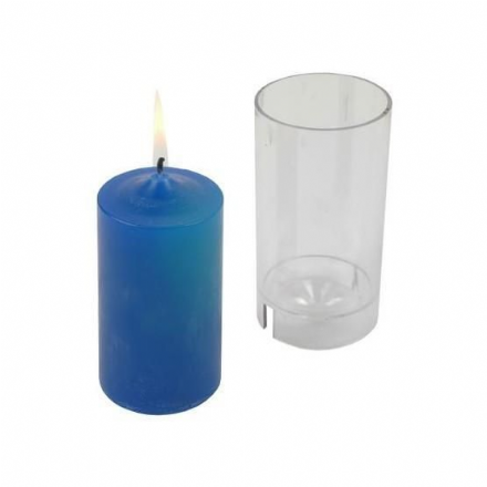 Candle Mould PM2 - Pillar